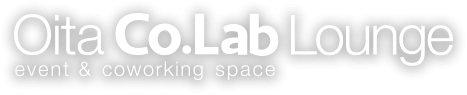 Oita Co.Lab Lounge event&coworking space
